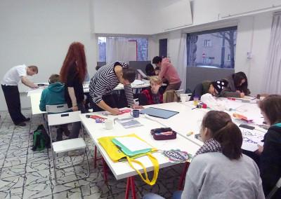 Onomatopoesie for Grafik praktikum wien