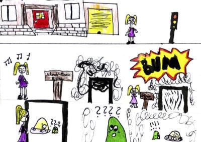 _Die Aliens kommen_ von Clarissa Augender