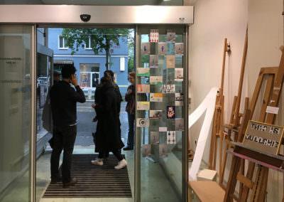Typoausstellung 2019 Kunstschule Wien